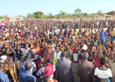Outreach Ministry Open Air Crusades, Kenya
